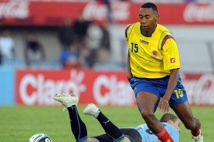 Detuvieron por narcotráfico al ex futbolista de la selección colombiana Jhon Viáfara