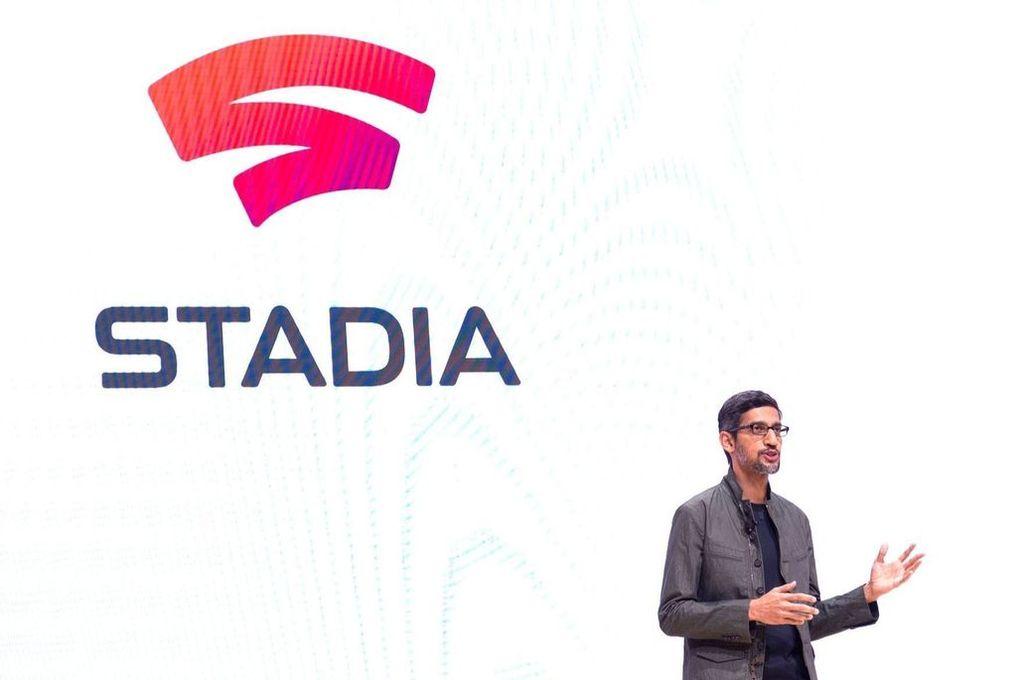 Google lanzó Stadia, una plataforma similar a Netflix, pero para videojuegos