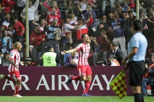 Con gol de Mazzola, Unión le gana a Independiente del Valle -  -