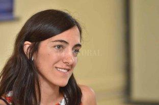 """""""Los temas de género tienen que estar en la agenda pública"""" - """"Siempre se analiza el tema de las mujeres exitosas, pero ¿qué pasa con todas aquellas que quedaron en el camino?"""", plantea, como para seguir el debate, Lucía Martelotte. -"""