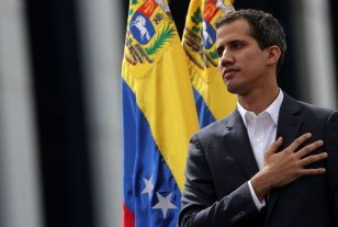 """Para Guaidó, con Maduro en el poder no puede haber elecciones en Venezuela """"realmente libres"""" -  -"""
