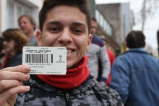 Comenzó la venta de entradas para la vuelta entre Colón y Deportivo Municipal -  -