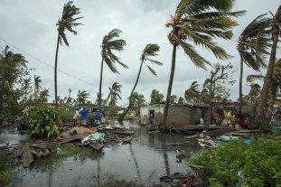 El ciclón Idai afectó a más de 2,8 millones de personas en África