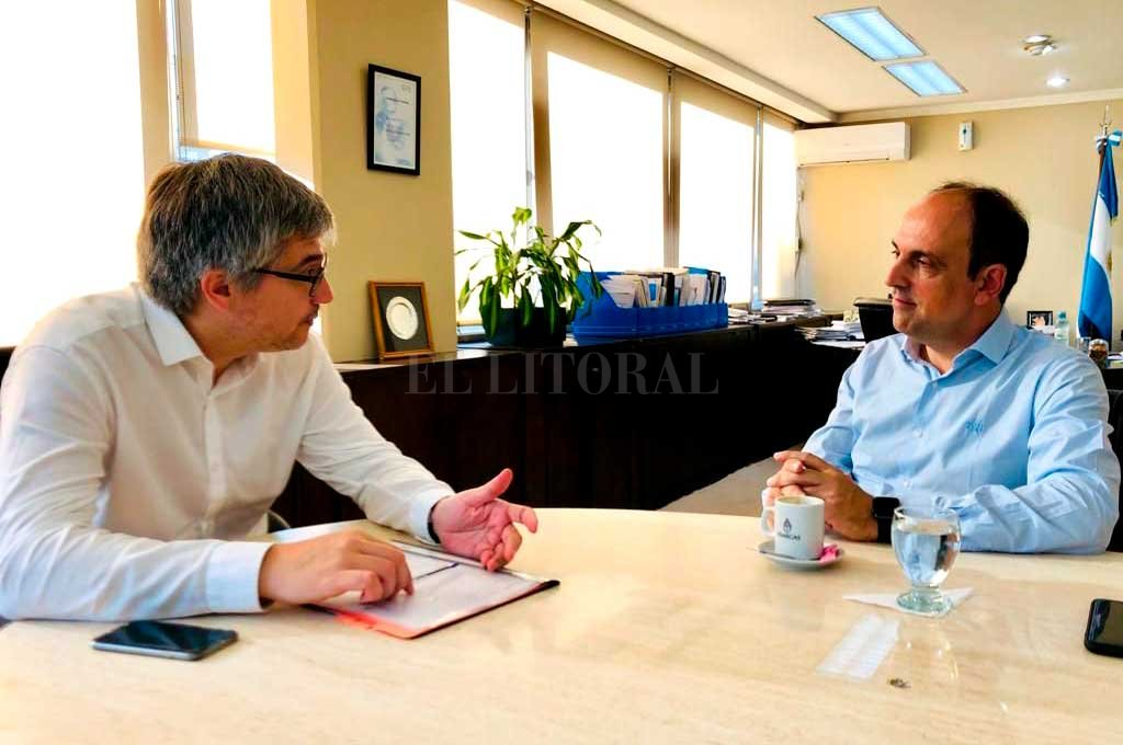 Corral anunció que el Enargás aprobó la ejecución del Gasoducto de la Costa