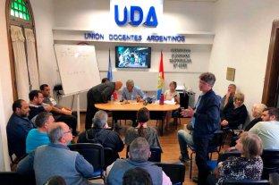 UDA exige una urgente convocatoria a paritaria