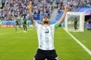 """Diez argentinos en uno"": el video de la AFA por la vuelta de Messi a la Selección -  -"