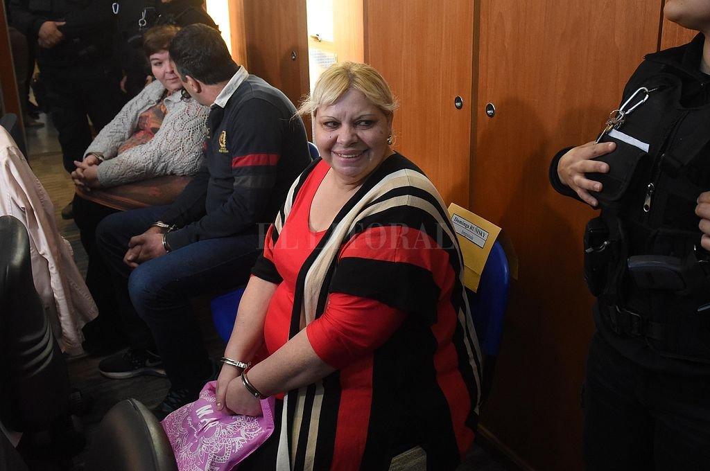 Mirta Ruñisky, quien fue la partera de Paula Perassi. Para ella se solicitó la pena de prisión perpetua. Crédito: Telam
