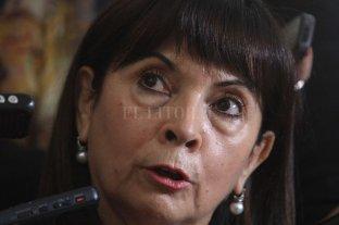 Susana Trimarco se presentó ante la justicia, pero se abstuvo de declarar - Susana Trimarco. -