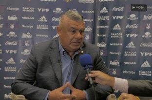 """""""Chiqui"""" Tapia: """"Messi vuelve porque quiere mucho a la Selección Argentina"""" -  -"""