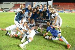 En Santa Fe, Gimnasia venció por penales a Defensores de Ramallo por la Copa Argentina -  -