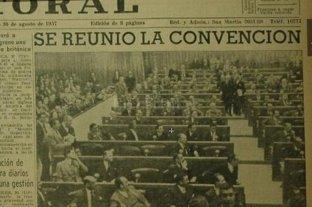 La reforma constitucional de 1949