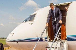 Macri viaja a Chile para participar de una cumbre sobre Integración Sudamericana -  -