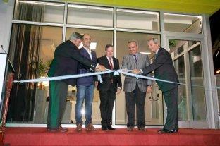 La Bolsa de Comercio inauguró sus nuevos laboratorios en el Puerto de Santa Fe