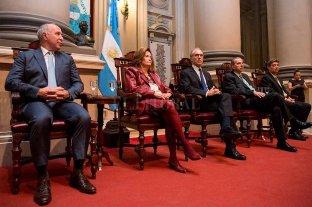 La Corte Suprema frenó el intento de re-reelección en La Rioja y Río Negro -  -