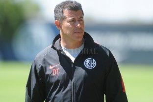 San Lorenzo lleva 71 partidos sin repetir equipo - Jorge Almirón encontró un par de resultados tranquilizadores y llega a Santa Fe con la esperanza de salir del último puesto en la tabla. -