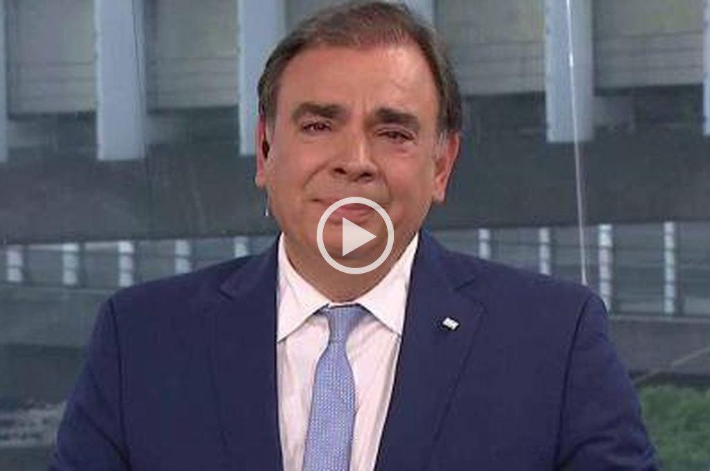 El periodista Luis Otero deja la televisión después de 35 años para hacer política