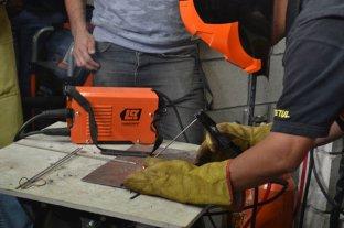 Nuevo curso de capacitación sobre soldaduras en Sumiagro -  -