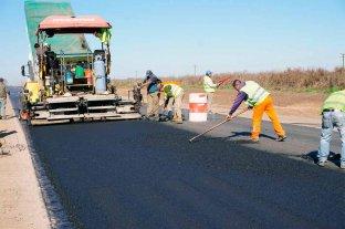Se construyen 260 kilómetros de nuevas rutas en Santa Fe -
