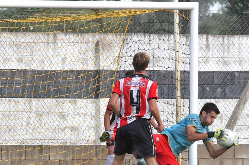Colón SJ, Argentino y Cosmos FC, van de visitantes