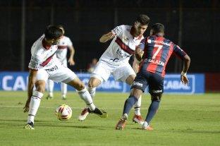Colón cae ante San Lorenzo -  -