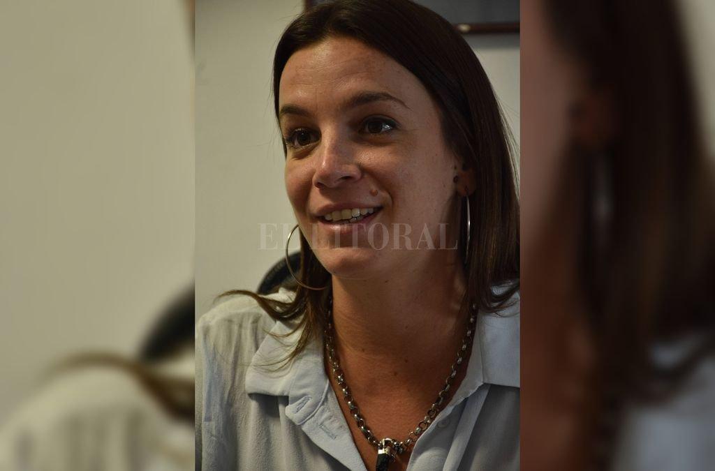 Santafesina de nacimiento, viviendo en Rosario y desde hace tres años representa a la provincia en la Cámara de Diputados de la Nación. <strong>Foto:</strong> Luis Cetraro