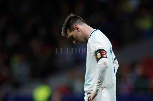 Marruecos pide explicaciones por la ausencia de Messi en el amistoso -  -