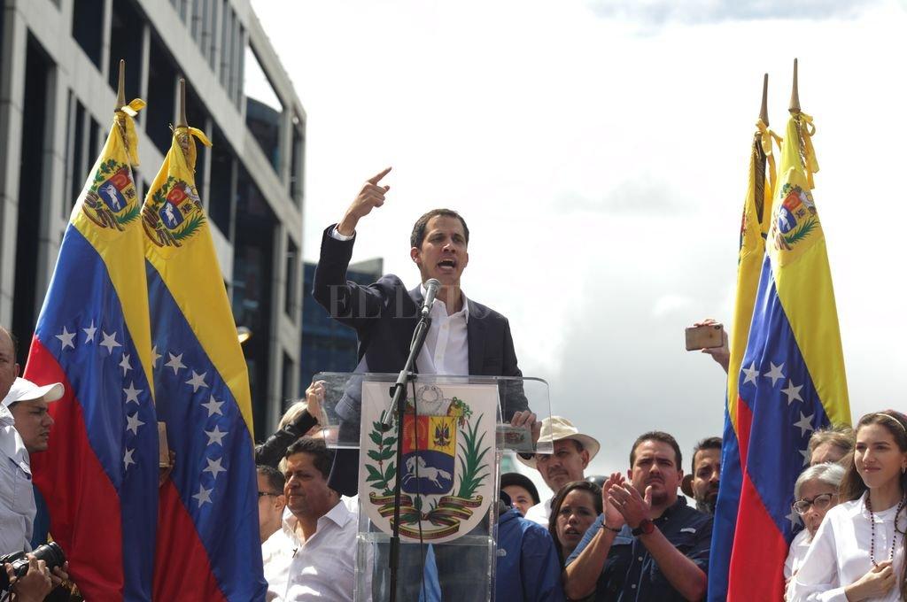 """Detuvieron a un primo de Guaidó acusado de """"operador financiero"""" de un presunto complot"""