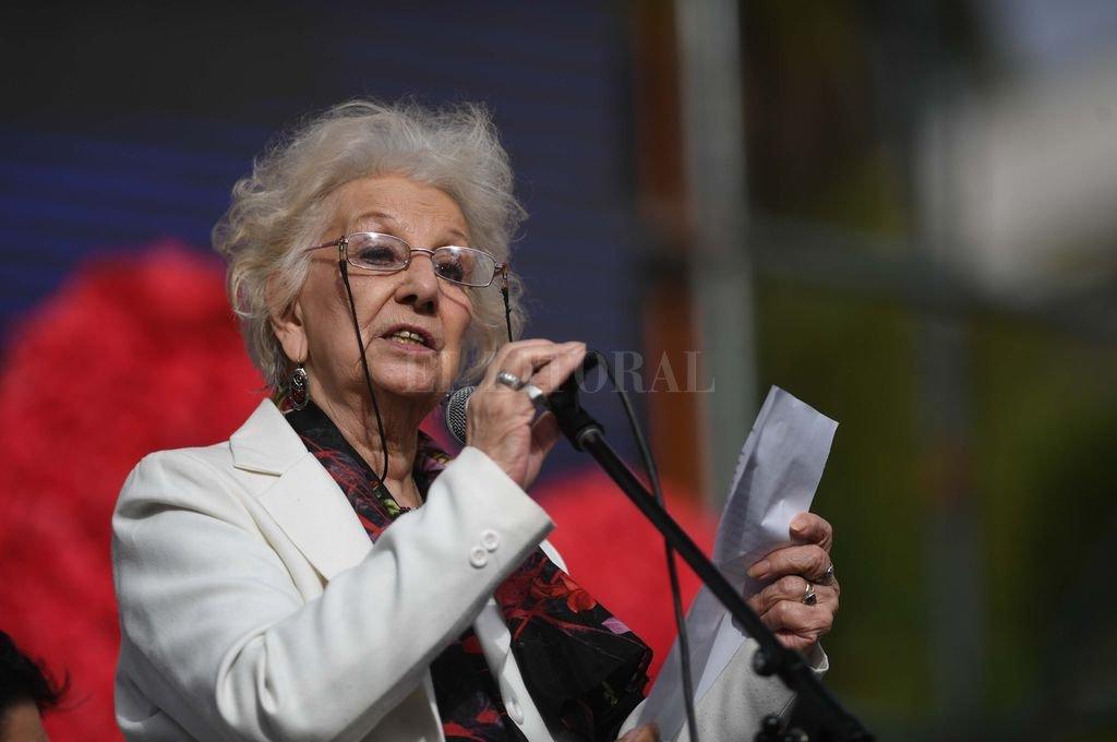 Críticas al gobierno de Macri en el acto central por los 43 años del último golpe