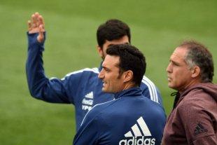 La gente sabe que el problema no es Messi - Lionel Scaloni se encerró en su propio laberinto después de haber arrancado el año pasado con buen pie, al menos en cuanto a resultados. Lo del viernes en Madrid dejó mucha tela para la crítica y la preocupación. -