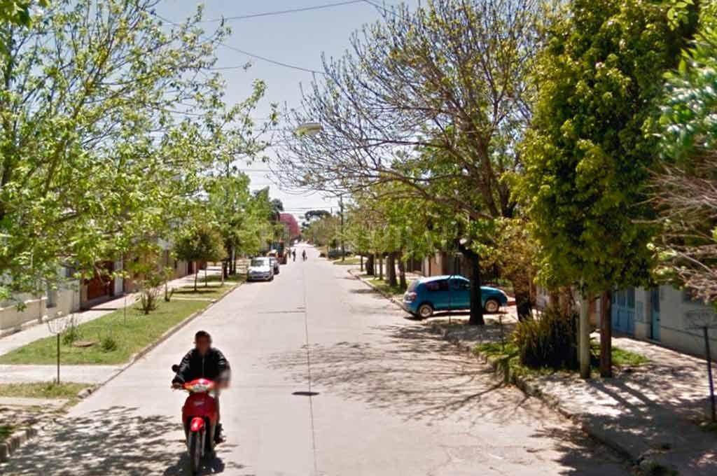 Robaron en una casa de barrio Guadalupe