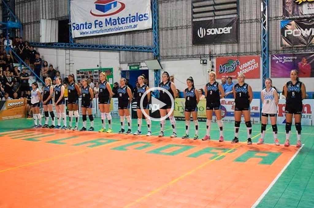 Villa Dora ganó y se metió entre los ocho mejores de la Liga Femenina