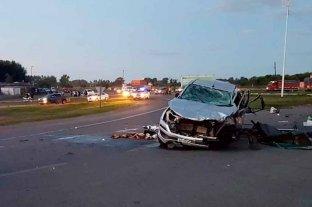 Fuerte choque dejó nueve muertos en Buenos Aires -  -