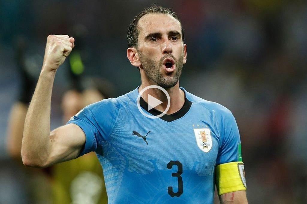 Godín rompió el récord de mayor presencia en la Selección de Uruguay