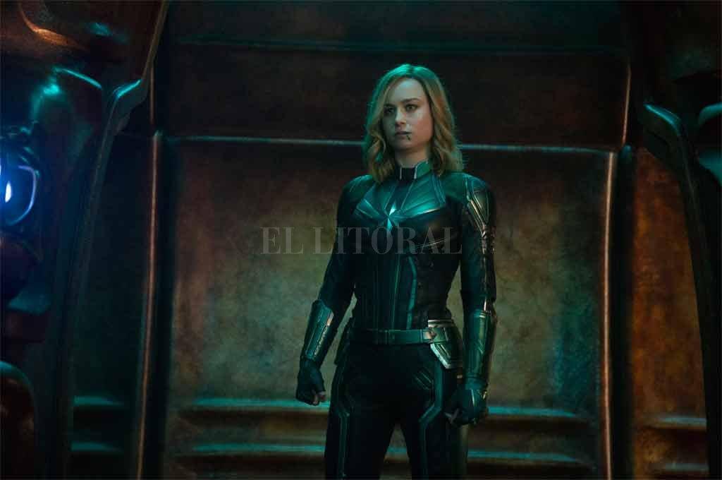 Capitana Marvel superó el millón de espectadores en Argentina