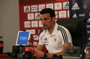 Scaloni confirmó la presencia de Messi en la Copa América  -  -
