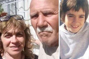 Caso Bustamante: investigan posible relación entre los crímenes de padre e hijo - Verónica González, su esposo Carlos y su hijo Gastón Bustamante. La mujer permanece detenida. -