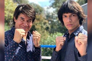La serie sobre Carlos Monzón se estrenará el 17 de junio -  -