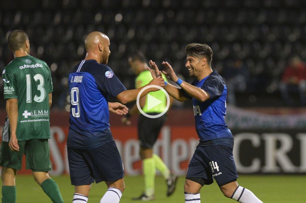 Talleres goleó 5 a 0 a Laferrere por Copa Argentina