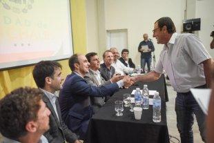 """José Corral: """"El futuro de Santa Fe está en el valor agregado del campo"""""""