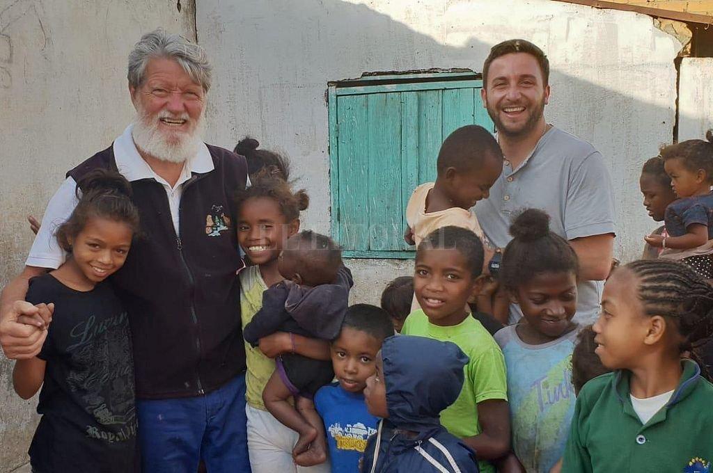 Bahco donó herramientas a la ONG Akamasoa Argentina