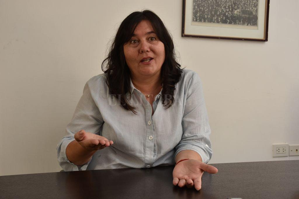 Alejandra Obeid, actual concejal y precandidata a diputada. Crédito: Flavio Raina