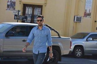 Delfino viajó a la Argentina para  declarar por la venta de la casa del country