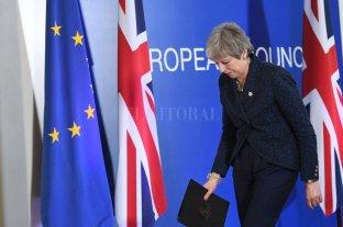 Theresa May anunció su renuncia como primera ministra -  -