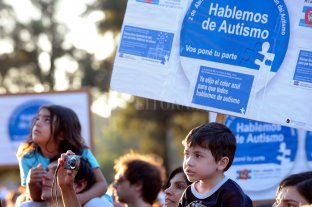 Se conmemora el Día Nacional de Ayuda a Personas con Autismo