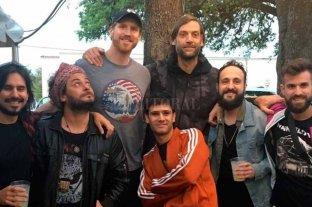 #GraciasManu: la banda de Oberto y un show especial en el homenaje a Ginóbili