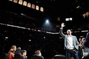 "La ""20"" de Spurs ya está colgada: Ginóbili se convirtió en leyenda"