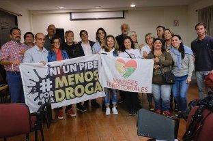 """Silvina Frana: """"Para María Eugenia Bielsa la prevención en adicciones es una prioridad"""""""
