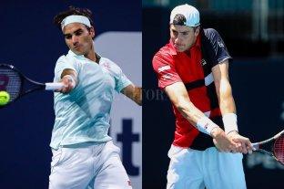 Federer e Isner se medirán en la final del Masters 1000 de Miami