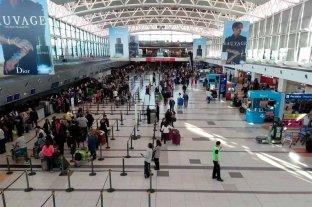 Aerolíneas Argentinas traslada 38 vuelos de Aeroparque a Ezeiza