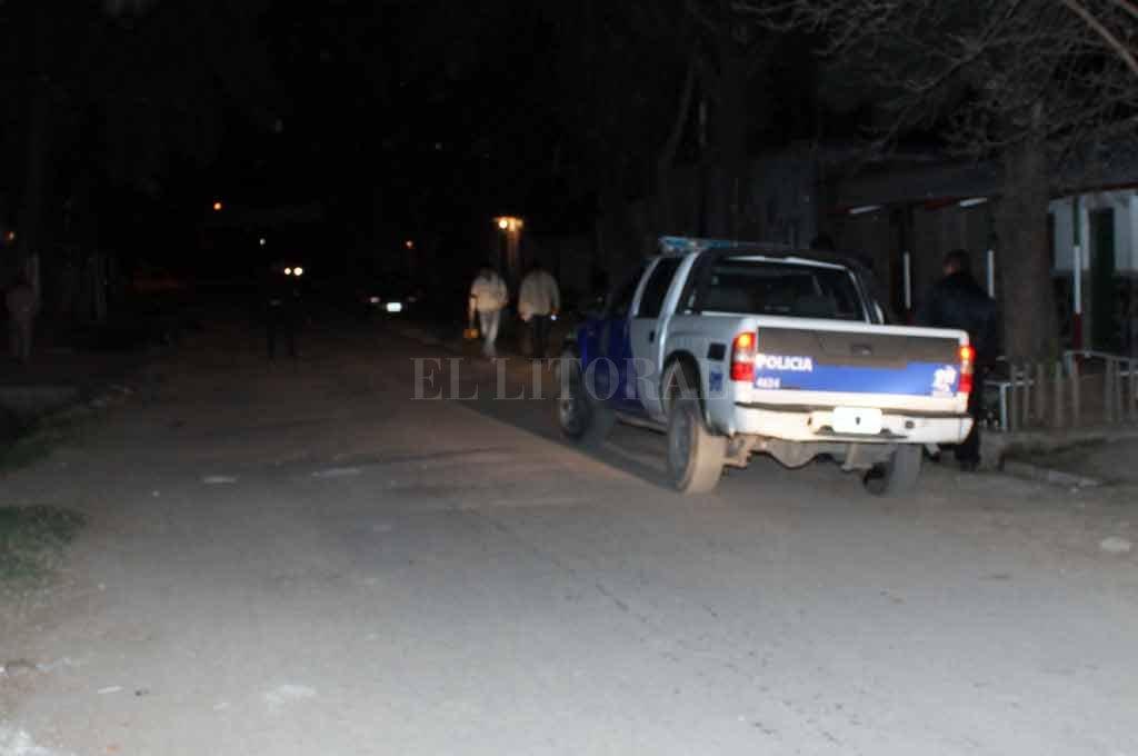 El crimen ocurrió en Santa Rosa de Lima <strong>Foto:</strong> Archivo El Litoral